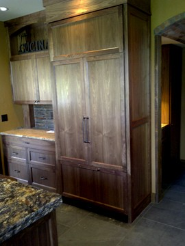 Barker Amp Beyer Handcrafted Custom Wood Cabinets For Your